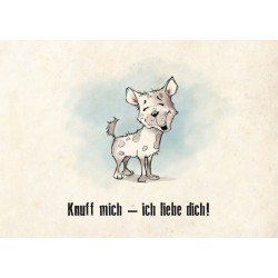 Postkarte: Krümel